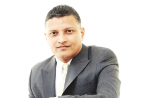 Prateek Pashine, President, Enterprise Business, Tata Teleservices Ltd.
