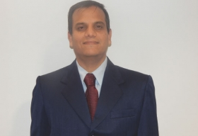 Sritharan S, Deputy General Manager of IT, Robert Bosch Engineering and Business Solutions