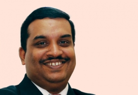 Girish Rao, Head - IT, Marico Limited
