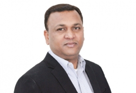Sunil Shirguppi, SVP- Big Data and Analytics, Happiest Minds Technologies