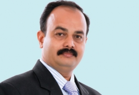 Milind Rajhans, AGM-IT, A.P. Mahesh Cooperative Urban Bank